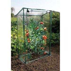 NAT6020401 - Serre à tomates film 100gr/m² (150 x 100 x 50 cm)