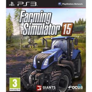 Farming Simulator 15 sur PS3
