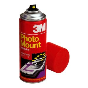 3M 051847 - Colle en aérosol Spray-Mount 400 ml