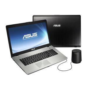"""Asus N76VB-T4161H - 17.3"""" avec Core i5-3230M 2,6 GHz"""