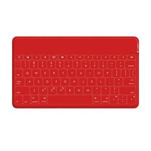 Logitech Keys-To-Go - Clavier ultra-portable pour iPad, iPhone, Apple TV