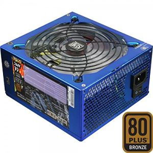 LC-Power LC8750II V2.3 Prophecy 2 - Metatron Gaming Series - Bloc d'alimentation modulaire PC 750W certifié 80 Plus Bronze