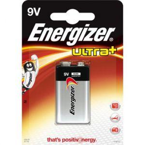Energizer Max 9V - Batterie Alcaline