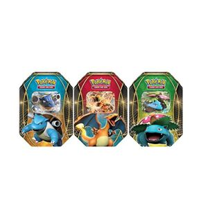 Asmodée Pokemon Trading Card EX 2014 Fall Tin