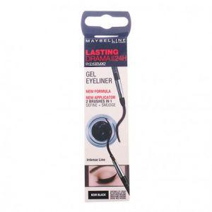Gemey Maybelline Eyestudio Lasting Drama Gel eyeliner 24h Intense Black