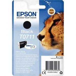 Epson T0711 - Cartouche d'encre noire