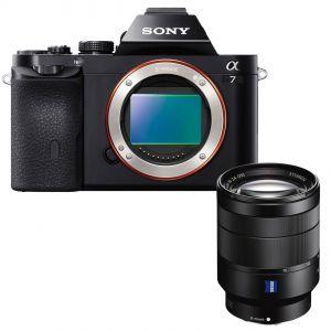 Sony Alpha 7 (avec objectif 24-70mm)