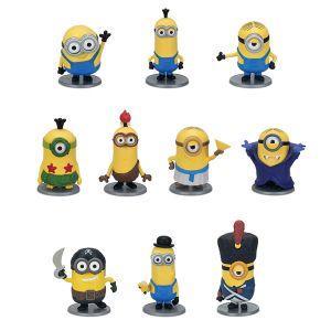 Mondo 10 figurines Les Minions