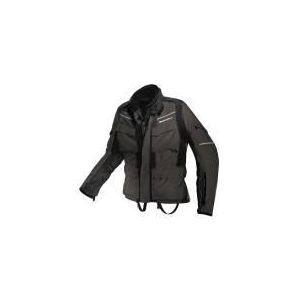Spidi Venture (anthracite) - Blouson de moto textile waterproof pour homme