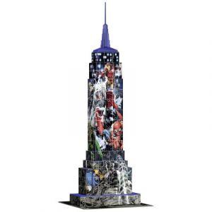 Empire State Building Marvel - Puzzle 3D 216 pièces