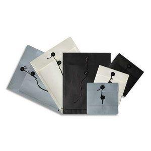 Pirena 20 pochettes cadeaux à soufflet (26 x 33 cm)