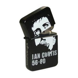 Ian Curtis - Briquet tempête à essence