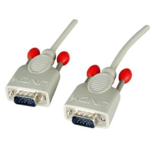 Lindy 31551 - Câble VGA HD-15 m/m 2 m.