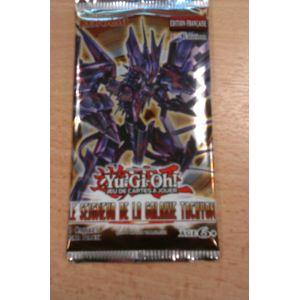 Konami Carte à collectionner Yu-Gi-Oh! : Le seigneur de la galaxie Tachyon