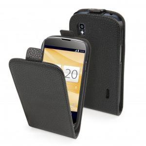 Muvit MUSLI0136 - Housse + film protège-écran pour LG Google Nexus 4
