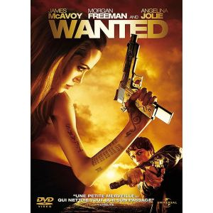 Wanted - avec Angelina Jolie