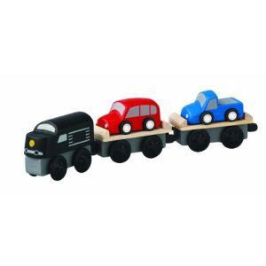 Plan Toys Train ferroutage