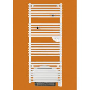 Sauter Doucense 1750 Watts - Sèche-serviettes électrique à inertie fluide avec soufflerie