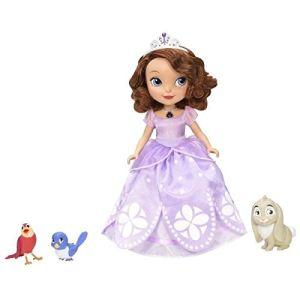 Mattel Poupée Princesse Sofia parlante