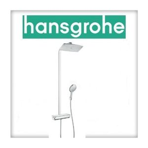 Hansgrohe Bras de douche Showerpipe Raindance Select E 360 1 jet (380 mm)