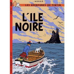 Les Aventures de Tintin : L'île noire