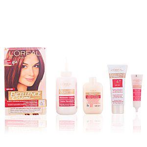 L'Oréal Excellence 4.54 Châtain Acajou - Crème colorante triple protection