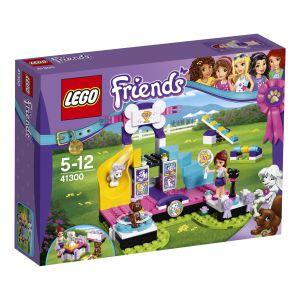 Lego 41300 - Friends : Le concours canin pour chiots