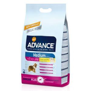 Advance Medium +7 (Senior) - Sac 3 kg