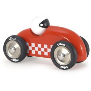 Vilac 2283 - Voiture rallye checkers