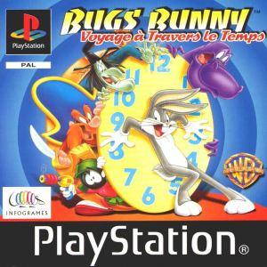 Bugs Bunny Voyage à Travers le Temps sur PSone