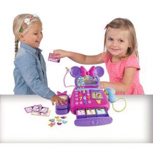 IMC Toys Caisse enregistreuse électronique Minnie