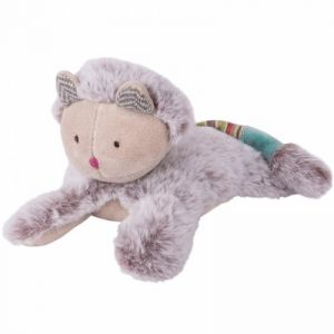 Moulin roty Peluche Petit chat miaou Les Pachats 19 cm