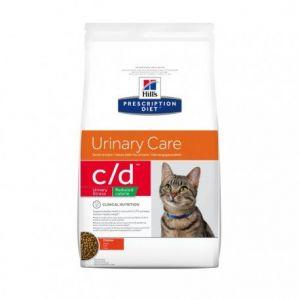 Hill's Prescription Diet c/d feline - Sac 8 kg