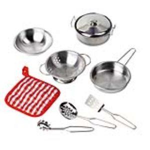 Goki 51730 - Set de cuisine II 9 éléments