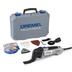 Dremel Multi-Max MM20 - Outil multi-fonction compact 250W