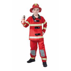 Déguisement de pompier (7-9 ans)