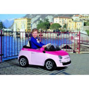 Peg Perego Voiture électrique Fiat 500 6 Volts