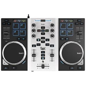 Hercules DJ Control Air S - Surface de Contrôle MIDI DJ