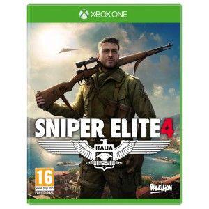 Sniper Elite 4 sur XBOX One