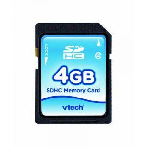 Vtech Carte SDHC  4 Go pour console Storio