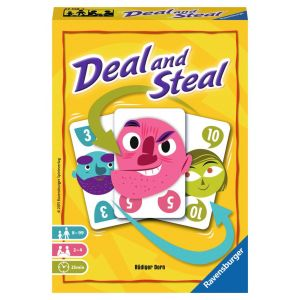 Ravensburger Deal and Steal