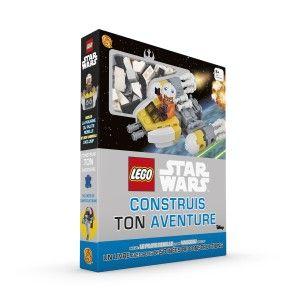 Fleurus - Construis ton aventure Lego Star Wars