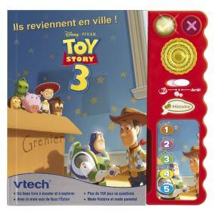 Vtech Magi Livre intéractif : Toy Story 3