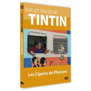 Sur les traces de Tintin - Volume 1 : Les cigares du Pharaon