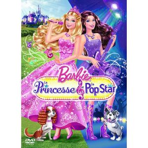 Image de Barbie Princesse : La princesse et la pop star