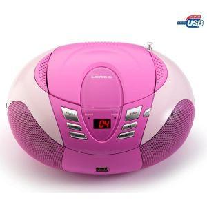 Lenco SCD-37 USB - Poste radio CD/MP3 avec port USB