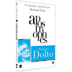 Françoise Dolto - à Apostrophes : Les grands entretiens de Bernard Pivot