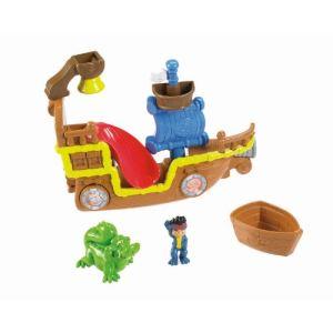 Mattel Jeu de bain Jake et les pirates