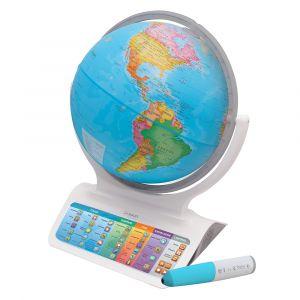 globe interactif jeu ducatif pour d couvrir et explorer le monde. Black Bedroom Furniture Sets. Home Design Ideas