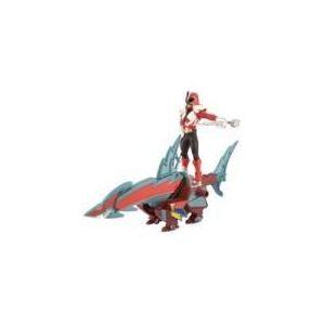 Bandai Figurine Power Rangers Super Samurai : Requin Zord Super Action